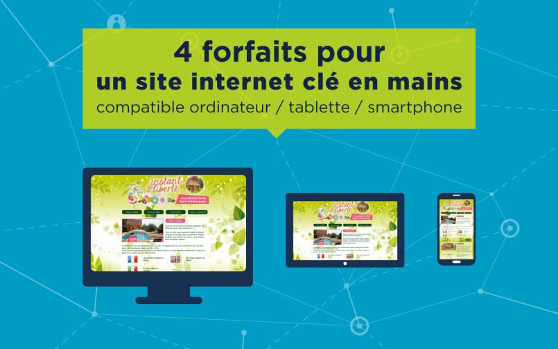 ec9b6941517 Création de site internet en charolais brionnais - Alibee